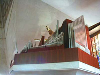 Rufatti Organ, San Francisco